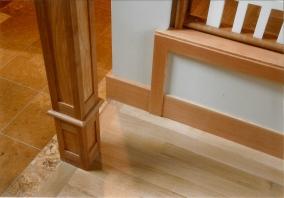 Interior Flooring Finish