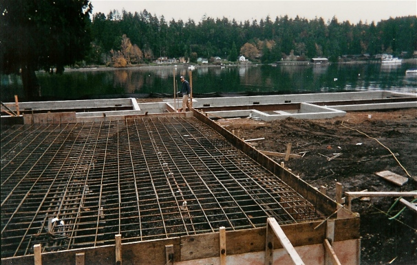 Mat Slab Foundation